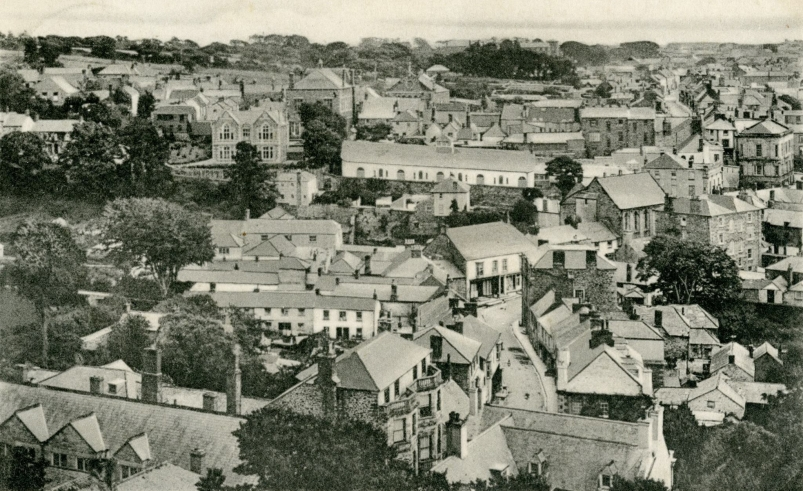 Archive Photograph of Helston